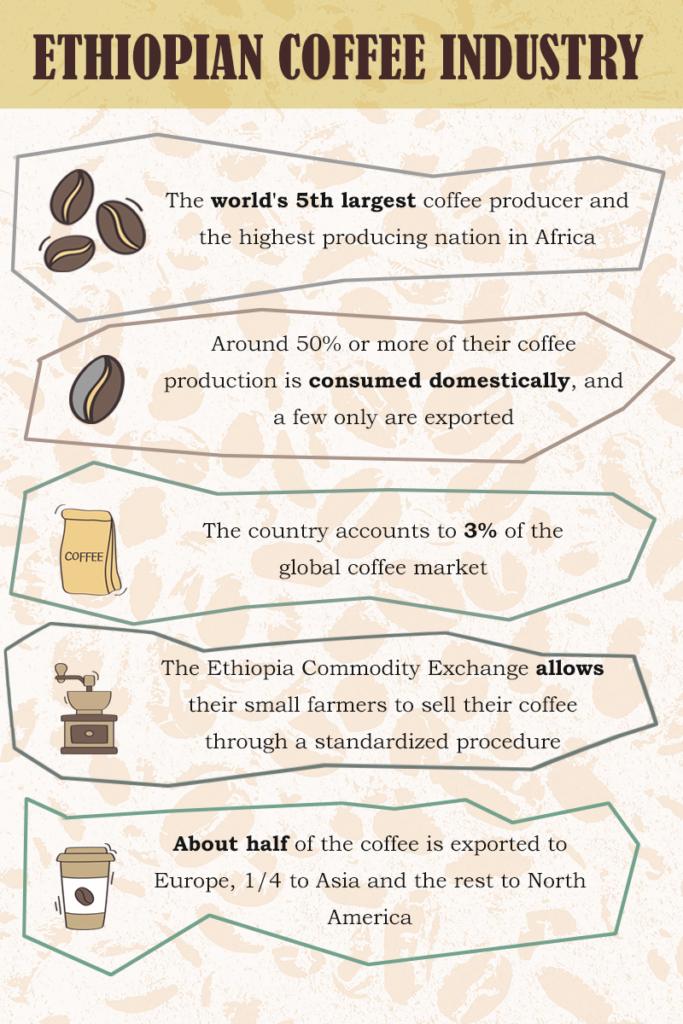 ethiopian coffee industry