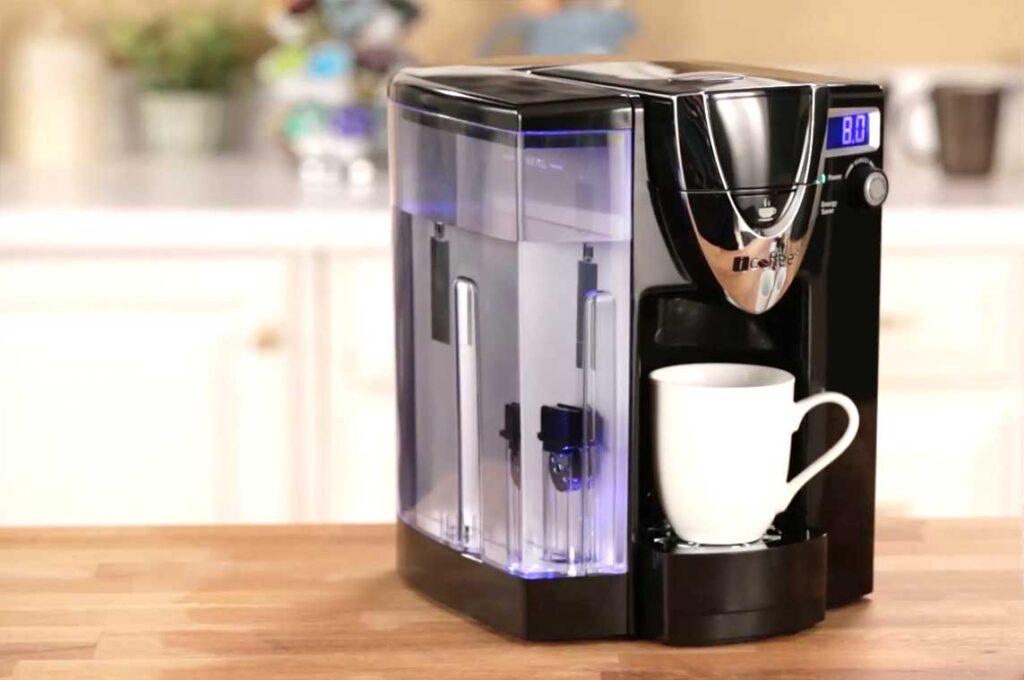 icoffee vs keurig coffee machine