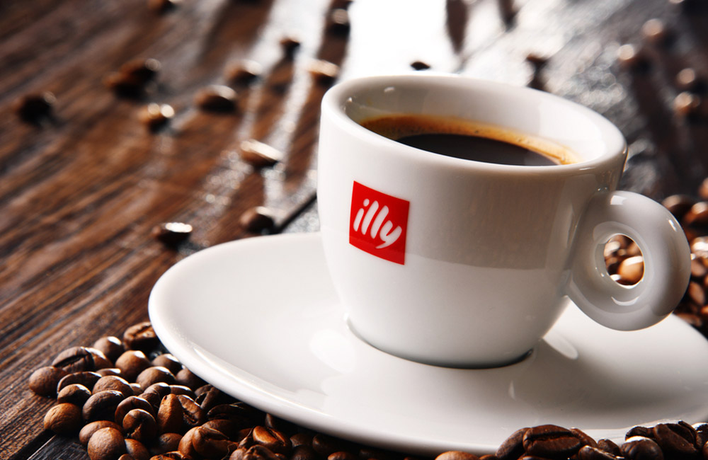 what is illy coffee