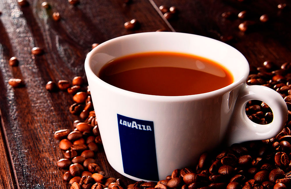what is lavazza coffee